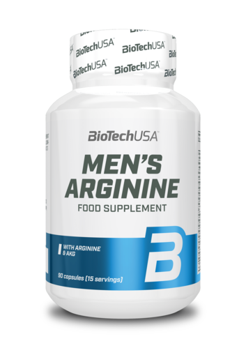 Biotech USA  Men's Arginine